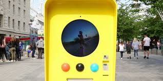 Snapchat Glasses Vending Machine Mesmerizing A Limited Number Of Snapchat Spectacles Will Go On Sale To The