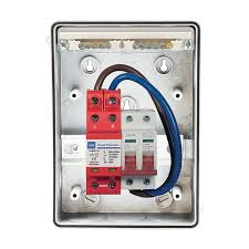 circuit protection surge protection devices bg electrical and en 61643 11 standards the spd enclosure can be fitted next to any exiting or new consumer unit of any brand where surge protection is required