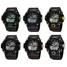 ohsen ad2808 sport analog digital watch waterproof army military ohsen ad2808 sport analog digital watch waterproof army military men wrist watch