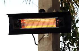 fire sense infrared patio heater