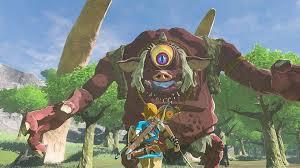 Two Skills Break Zelda Breath Of The Wilds Otherwise