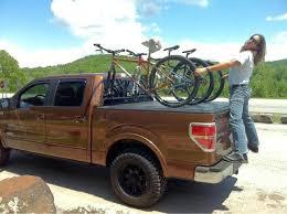 diy bike rack for truck bed mountain bike mount ideas image diy truck bed bike rack