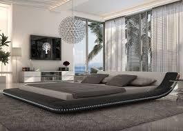 beautiful bedroom design. 1- The LED Illuminated Beautiful Bedroom Design