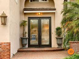 glass double front doors. Brilliant Double 8ft Tall Full Glass Double Doors 234x96 68 Inch Wide And 8 On Front Doors 2