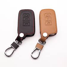 <b>Hot Sale Genuine Leather</b> Case Cover For Toyota Camry Avalon ...