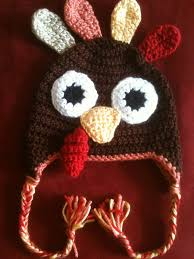Crochet Turkey Hat Pattern Simple Design Inspiration