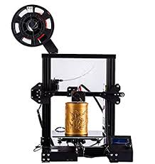 <b>3D printer A13</b> with Magnetic Build Surface Resume Print 3D ...