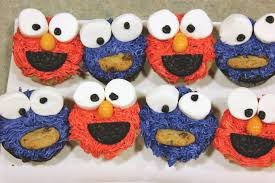 Sesame Street Bedroom Decorations Sesame Street Cupcake Decorations Decorating Of Party Within