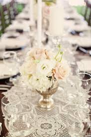 Pictures Of Wedding Flowers (Source: ruffledblog.com). Elegant Wedding Table  Centerpieces ...