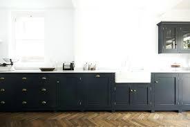 Ikea Laxarby Black Brown Kitchen Kitchens Shaker Kitchen In Bath