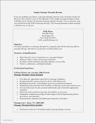 30 Inspirational Licensed Massage Therapist Resume Examples