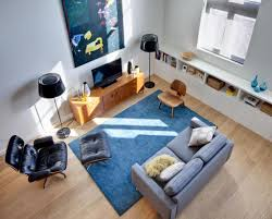 minimalist cozy living room choosing colors