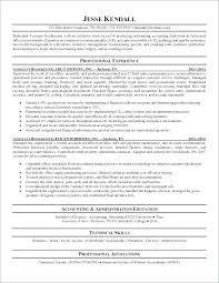 Sample Bookkeeper Resume Best of Junior Bookkeeper Resume Bookkeeper Resume Sample The Best