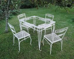 wrought iron vintage patio furniture. Vintage Wrought Iron Patio Furniture Beautiful Metal Tableca Concept Of Antique