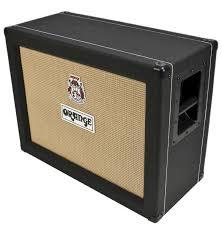 2x12 Speaker Cabinet Orange Ppc212 Ob Guitar Speaker Cabinet 120 Watts 2x12 Black
