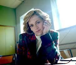 Kristen Stewart als Prinzessin Diana ...