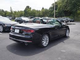 2018 new audi a5 cabriolet 2 0 tfsi sport at audi turnersville