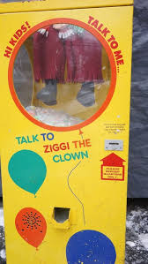 Ziggy The Talking Clown Vending Machine Magnificent Toy Vending Machine ZIGGY THE CLOWN Working Talking Moving Clown