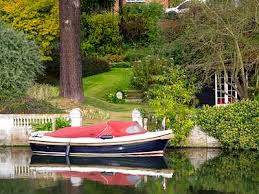 Image result for Boat by Garden Jigsaw Puzzle