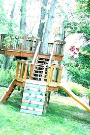 tree fort ideas kids outdoor play forts kid best build a playhouse on house decoration tree fort ideas