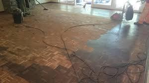 parquet flooring sanding and sealing diy ideas