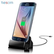 Dock Charger <b>Desktop Charging Data</b> Sync Stand Station For ...