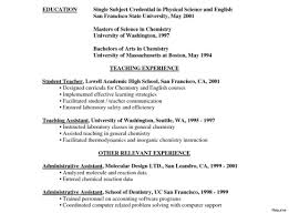 Power Words For Resume Teacher Resumes Samples Resume Of Spanish With Objective Vesochieuxo 97