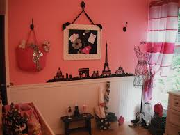 Paris Themed Girls Bedroom Paris Themed Girls Bedroom