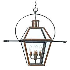 designs extra large hanging lantern in aged copper outdoor solar lanterns ad
