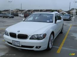 BMW 3 Series white 750 bmw : 2007 Alpine White BMW 7 Series 750i Sedan #19648600 | GTCarLot.com ...