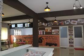 Pizza Shop Interior Design Pizza Burger Shop In Kr Puram Bangalore With Design And Work