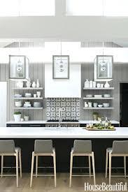 White Kitchen Cabinets Grey Backsplash Kitchens With Dark Worktops