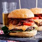 bacon mex burgers