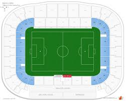 Red Bull Arena Seating Chart Red Bull Arena Seating Guide Rateyourseats Com