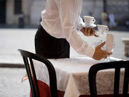 Waiting Tables May Be The Most Stressful Job Of All Researchers
