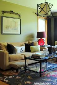 Red And Blue Living Room Living Room Red Walls Green Armchair In Living Room Combination