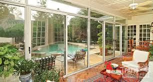 48 enclosed backyard patios background