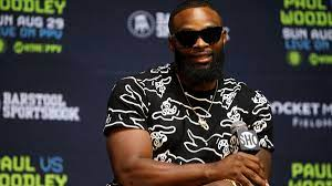 What to know about Tyron Woodley ahead ...