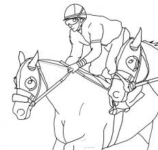 Small Picture Barrel Racing Coloring Sheets Coloring Coloring Pages