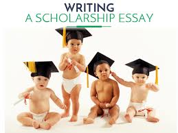 writing a scholarship essay can be easy  writing a scholarship essay