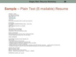 ascii format resume plain text resume template how to create a plain text ascii