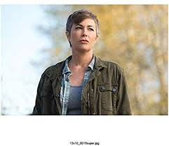 Supernatural Kim Rhodes as Jody Chest Up Shot Looking Lovely and Serious 8  x 10 Inch Photo at Amazon's Entertainment Collectibles Store