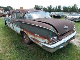 1958 Chevrolet Biscayne for Sale   ClassicCars.com   CC-895545