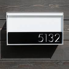 modern mailbox etsy. Wonderful Mailbox Simple Modern Mailbox Etsy Intended For Other Pin By Simon Saleh On Cool  Contemporary Art Pinterest Throughout
