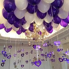 <b>30pcs</b>/<b>lot</b> 12 inch <b>2.8g</b> Matt Balloon Romantic Dark purple white ...