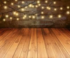 digital backdrop warm light string