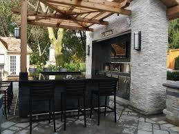 patio bar height table artistic decor of impressive stone interior treelopping stone patio bar49 bar