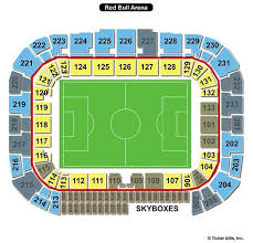 Red Bull Arena Seating Chart Red Bull Soccer Tickets Art Supplies Miami Beach