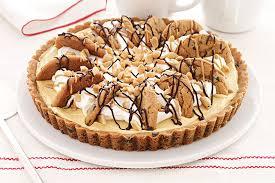 chocolate chip pie. Simple Chip Easy Peanut ButterChocolate Chip Pie For Chocolate E