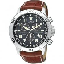 divers watches buy diving watches british watch company citizen eco drive men s titanium leather chronograph watch